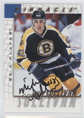 1997-98 Pinnacle Be A Player Autographs [Autographed] #179 - Mike Sullivan