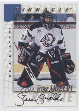 1997-98 Pinnacle Be A Player Autographs [Autographed] #233 - Steve Shields