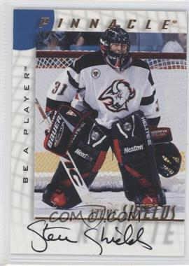 1997-98 Pinnacle Be A Player Autographs [Autographed] #233 - Steve Shields