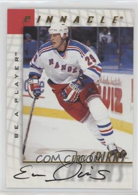 1997-98 Pinnacle Be A Player Autographs [Autographed] #28 - Eric Cairns