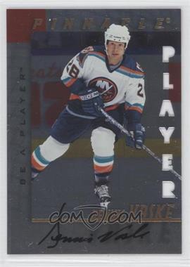 1997-98 Pinnacle Be A Player Die-Cut Autographs [Autographed] #120 - Dennis Vaske
