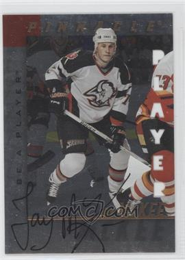 1997-98 Pinnacle Be A Player Die-Cut Autographs [Autographed] #122 - Jay McKee