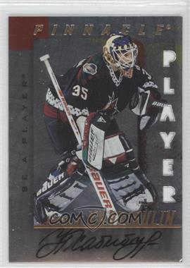 1997-98 Pinnacle Be A Player Die-Cut Autographs [Autographed] #13 - Nikolai Khabibulin