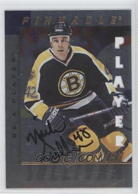 1997-98 Pinnacle Be A Player Die-Cut Autographs [Autographed] #179 - Mike Sullivan