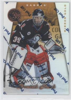1997-98 Pinnacle Certified Mirror Gold #1 - Dominik Hasek
