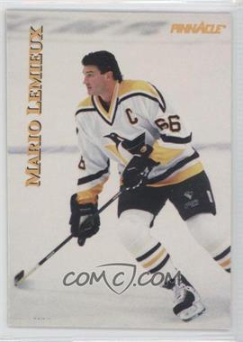 1997-98 Pinnacle Giant Eagle Mario's Moments #08 - Mario Lemieux