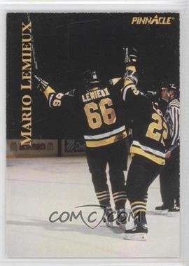 1997-98 Pinnacle Giant Eagle Mario's Moments #09 - Mario Lemieux