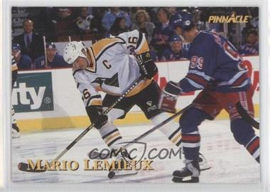 1997-98 Pinnacle Giant Eagle Mario's Moments #16 - Mario Lemieux