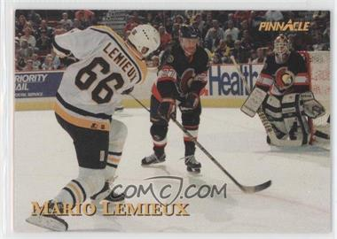 1997-98 Pinnacle Giant Eagle Mario's Moments #17 - Mario Lemieux