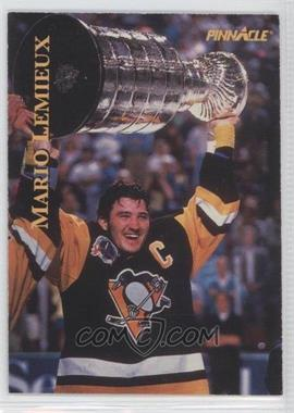 1997-98 Pinnacle Giant Eagle Mario's Moments #2 - Mario Lemieux