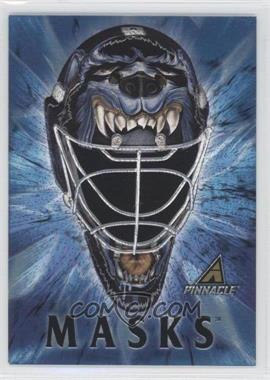 1997-98 Pinnacle Masks Promo #4 - Curtis Joseph