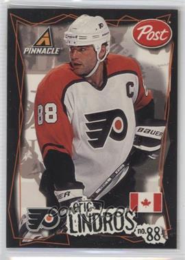 1997-98 Pinnacle Post - [Base] #1 - Eric Lindros