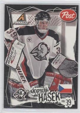 1997-98 Pinnacle Post #16 - Dominik Hasek