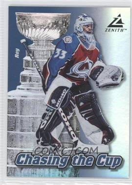 1997-98 Pinnacle Zenith - Chasing the Cup #1 - Patrick Roy