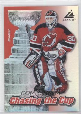 1997-98 Pinnacle Zenith [???] #11 - Martin Brodeur