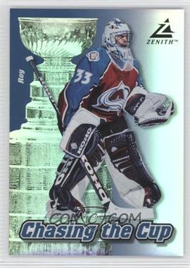 1997-98 Pinnacle Zenith Chasing the Cup #1 - Patrick Roy