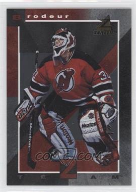1997-98 Pinnacle Zenith Z-Team #8 - Martin Brodeur