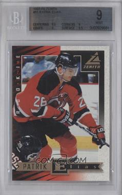1997-98 Pinnacle Zenith #81 - Patrik Elias [BGS 9]