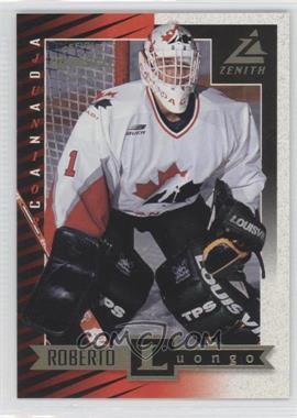 1997-98 Pinnacle Zenith #97 - Roberto Luongo