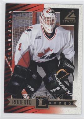 1997-98 Pinnacle Zenith #97 - Ross Lupaschuk