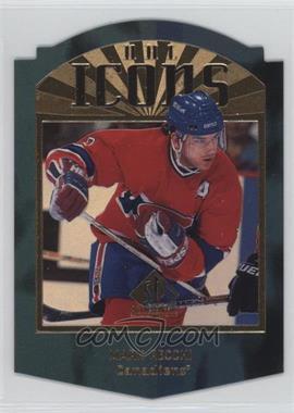 1997-98 SP Authentic NHL Icons Die-Cut #I25 - Mark Recchi /100