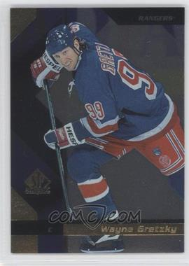 1997-98 SP Authentic Sample #99 - Wayne Gretzky