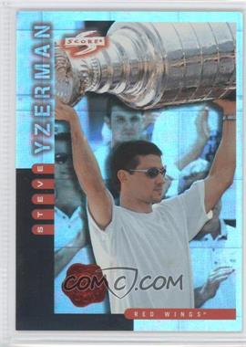1997-98 Score Artist Proof #86 - Steve Yzerman