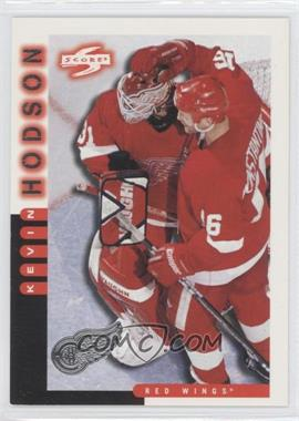 1997-98 Score Detroit Red Wings [???] #18 - Kevin Hodson