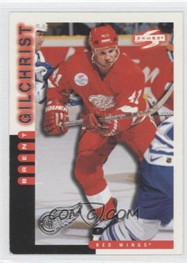 1997-98 Score Detroit Red Wings #14 - Brent Gilchrist