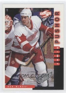 1997-98 Score Detroit Red Wings #19 - Jamie Pushor