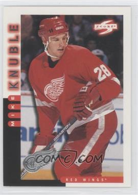 1997-98 Score Team Collection - Detroit Red Wings #20 - Mike Knuble