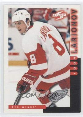 1997-98 Score Team Collection Detroit Red Wings #5 - Igor Larionov