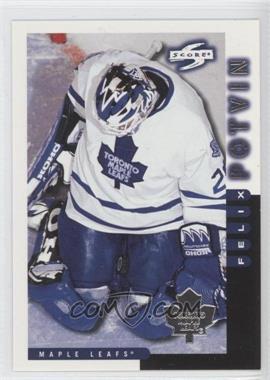 1997-98 Score Team Collection Toronto Maple Leafs #1 - Felix Potvin