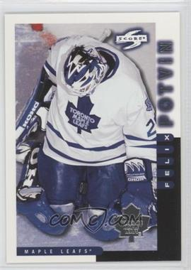1997-98 Score Team Collection Toronto Maple Leafs #1 - Felix Potvin