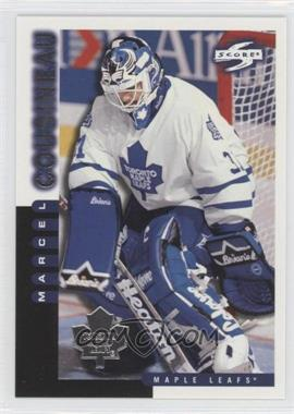 1997-98 Score Team Collection Toronto Maple Leafs #3 - Marcel Cousineau