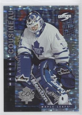 1997-98 Score Toronto Maple Leafs [???] #3 - Marcel Cousineau