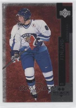 1997-98 Upper Deck Black Diamond Double Diamond #139 - Eero Somervuori
