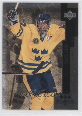 1997-98 Upper Deck Black Diamond Triple Diamond #114 - Daniel Sedin