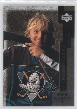 1997-98 Upper Deck Black Diamond Triple Diamond #81 - Espen Knutsen
