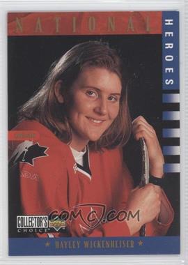 1997-98 Upper Deck Collector's Choice [???] #279 - Hayley Wickenheiser