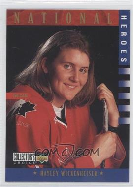 1997-98 Upper Deck Collector's Choice #279 - Hayley Wickenheiser