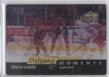 1997-98 Upper Deck Diamond Vision Defining Moments #DM1 - Wayne Gretzky