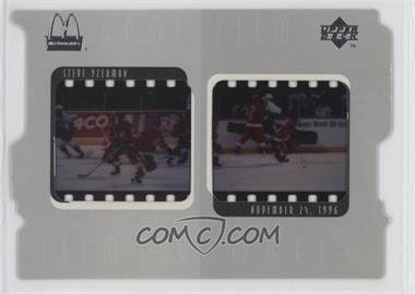 1997-98 Upper Deck Ice McDonald's [???] #F3 - Steve Yzerman