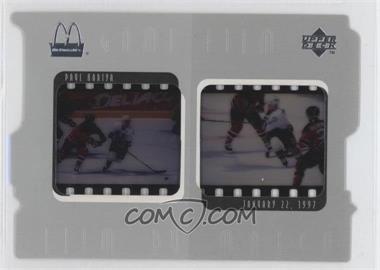 1997-98 Upper Deck Ice McDonald's [???] #F6 - Paul Kariya