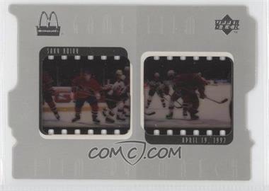 1997-98 Upper Deck Ice McDonald's [???] #F8 - Saku Koivu