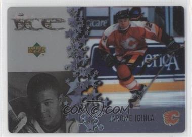 1997-98 Upper Deck Ice McDonald's [???] #MCD12 - Jarome Iginla