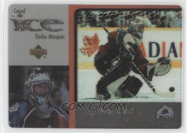 1997-98 Upper Deck Ice McDonald's [???] #MCD23 - Patrick Roy