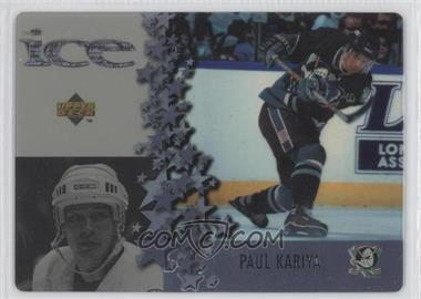 1997-98 Upper Deck Ice McDonald's [???] #MCD9 - Paul Kariya