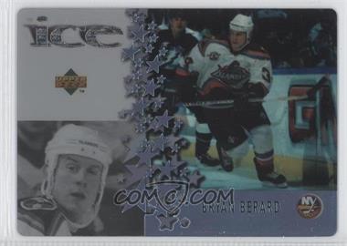1997-98 Upper Deck Ice McDonald's #MCD10 - Bryan Berard