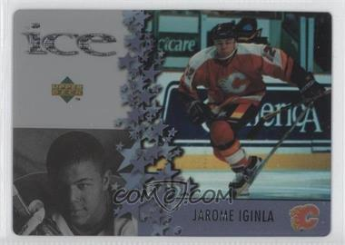 1997-98 Upper Deck Ice McDonald's #MCD12 - Jarome Iginla